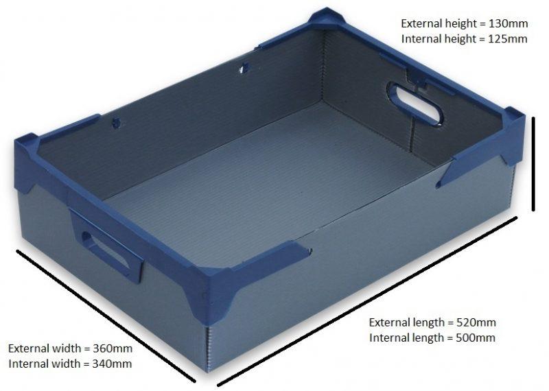 Storage for Glassware Box ref. 120-6-1851