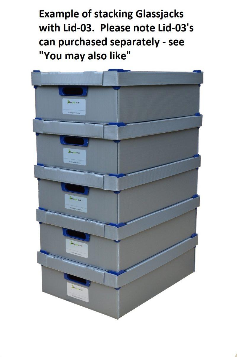 Storage for Glassware Box ref. 120-6-1938