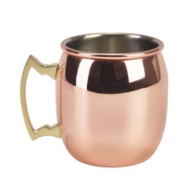 Barrel Copper Mug 40cl 14oz
