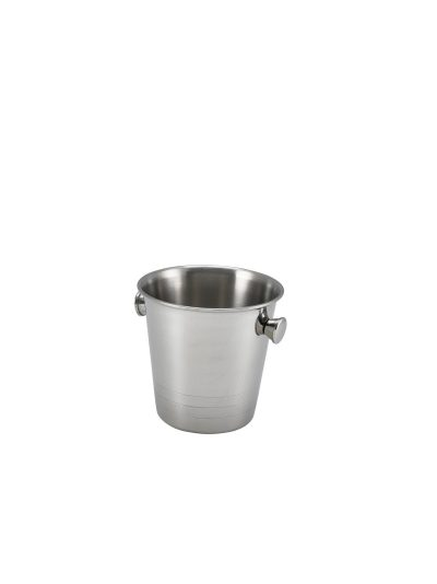 Mini Stainless Steel Ice Bucket 10cm