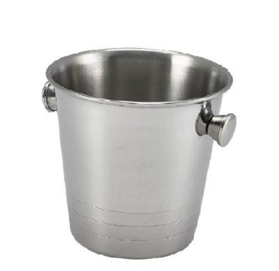 Mini Stainless Steel Ice Bucket 10cm II