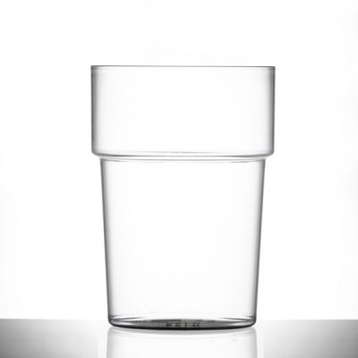 Elite 7.5oz Polycarbonate Tumbler Glasses - 100 Pack