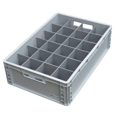 Drinking Glass Storage Crate