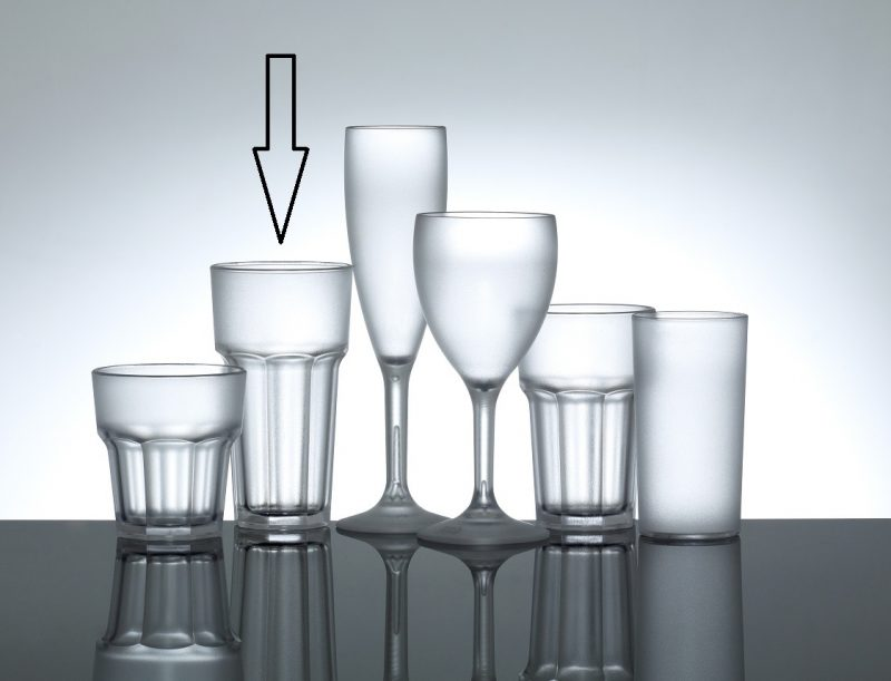 Froted Glasses Frosted Glassware UK