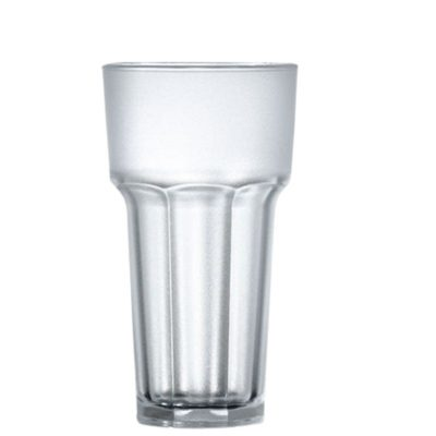 Frosted Tall Frosted Glassware Elite Remedy 12oz 122-1FR NS