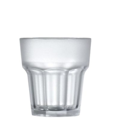 Frosted Tumbler Rocks Glass - Remedy Rocks