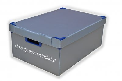 Glassjack Storage Box Lid - Fits all sizes. Ref no. Lid-03