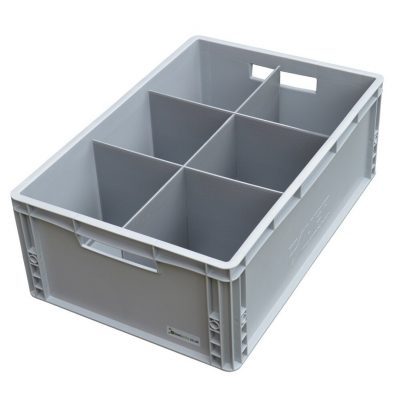 Glassware Container Crate - Glassjacks
