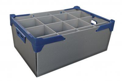 Champagne Saucer Storage Box ref. 195-8