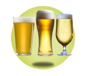 Pints 20oz Beer Glasses