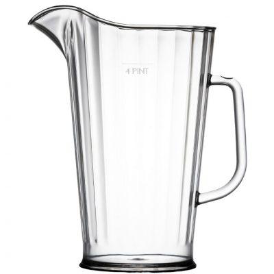 Plastic Jug For Beer Juice Pimm's etc. - Glassjacks