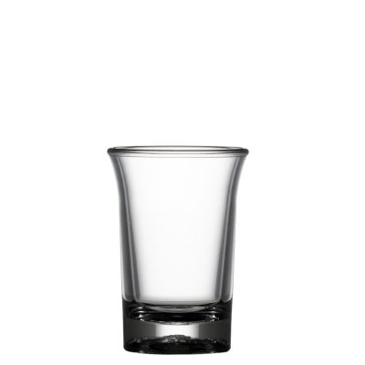 Plastic Shot Glasses - Reusable and Unbreakable 25ml 007