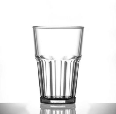 Remedy Plastic Rocks Glasses