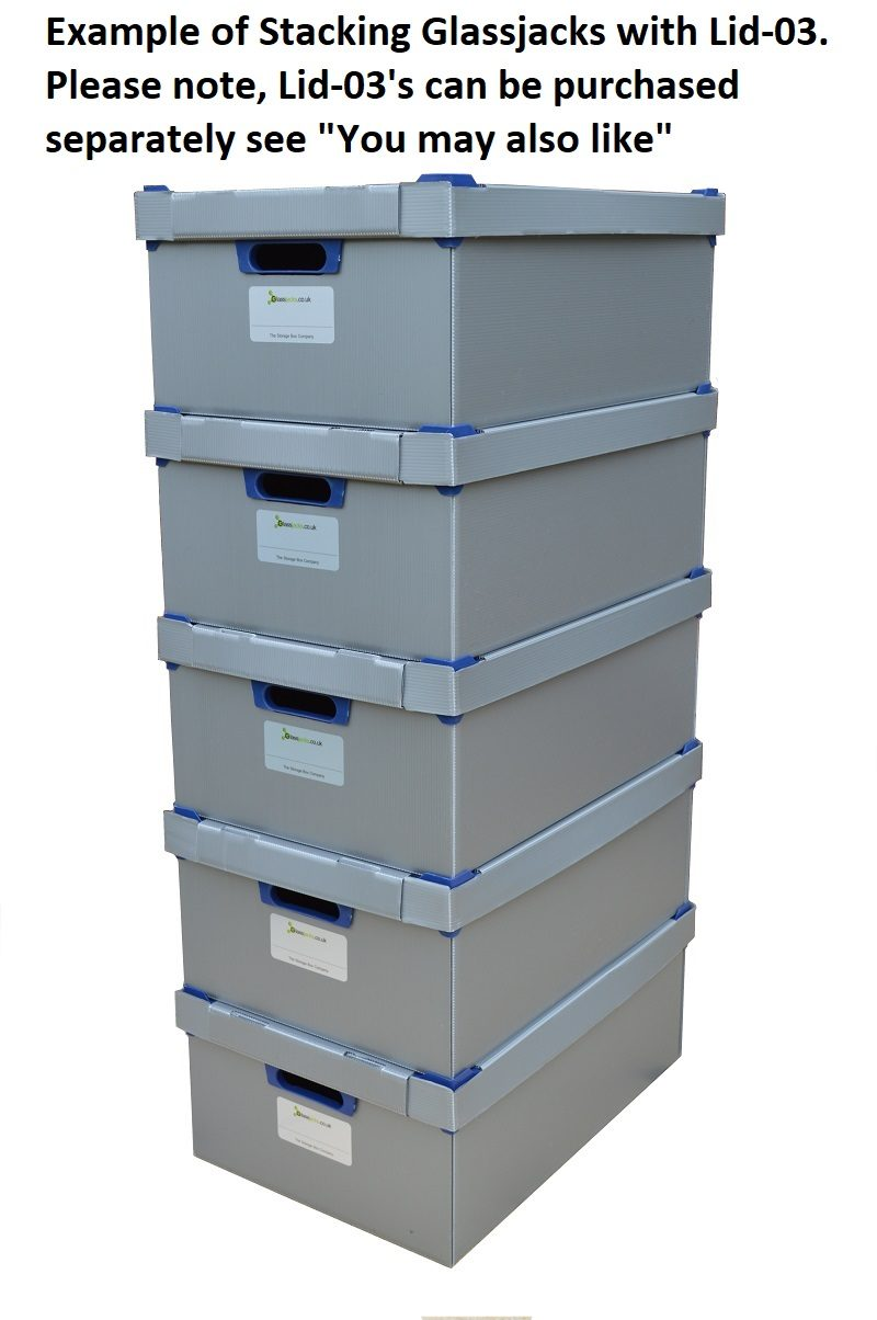 Storage for Glassware Box ref. 120-6