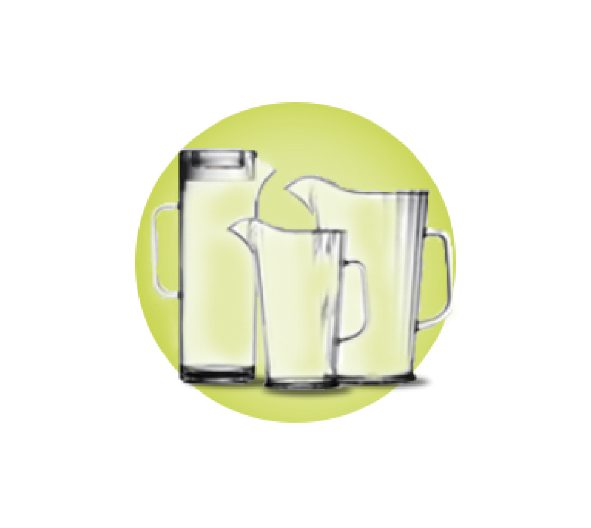 Elite Plastic Jugs Polycarbonate