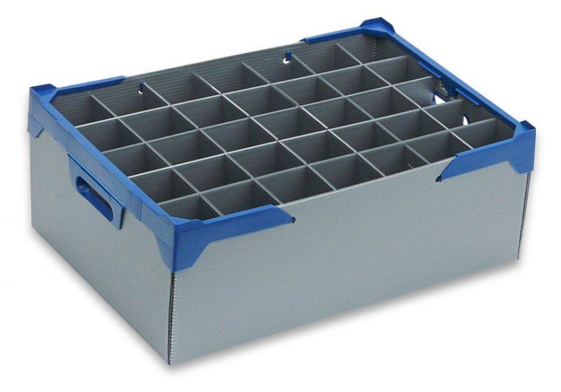 stemware-box, Champagne Flute Storage Box