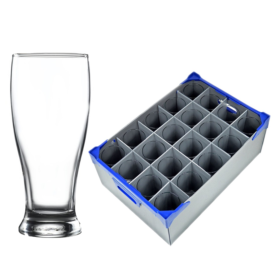 Beer Glasses & Glassjacks
