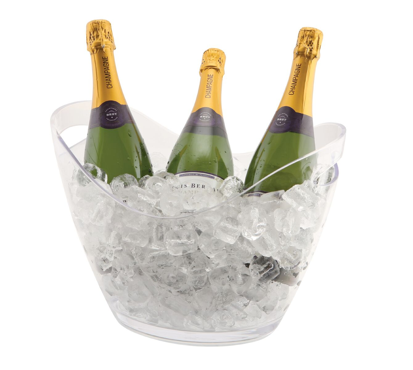 Ice Buckets, Champagne Coolers & Stands