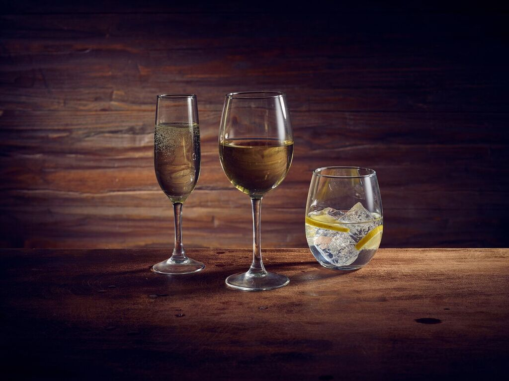 Pinot Glassware Range