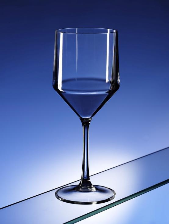 Premium Plastic Large Wine Glasses 16oz