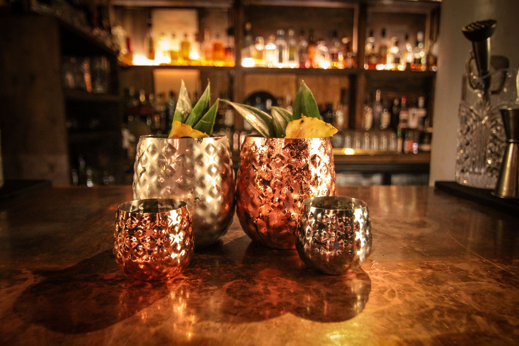 Bar Drinkware