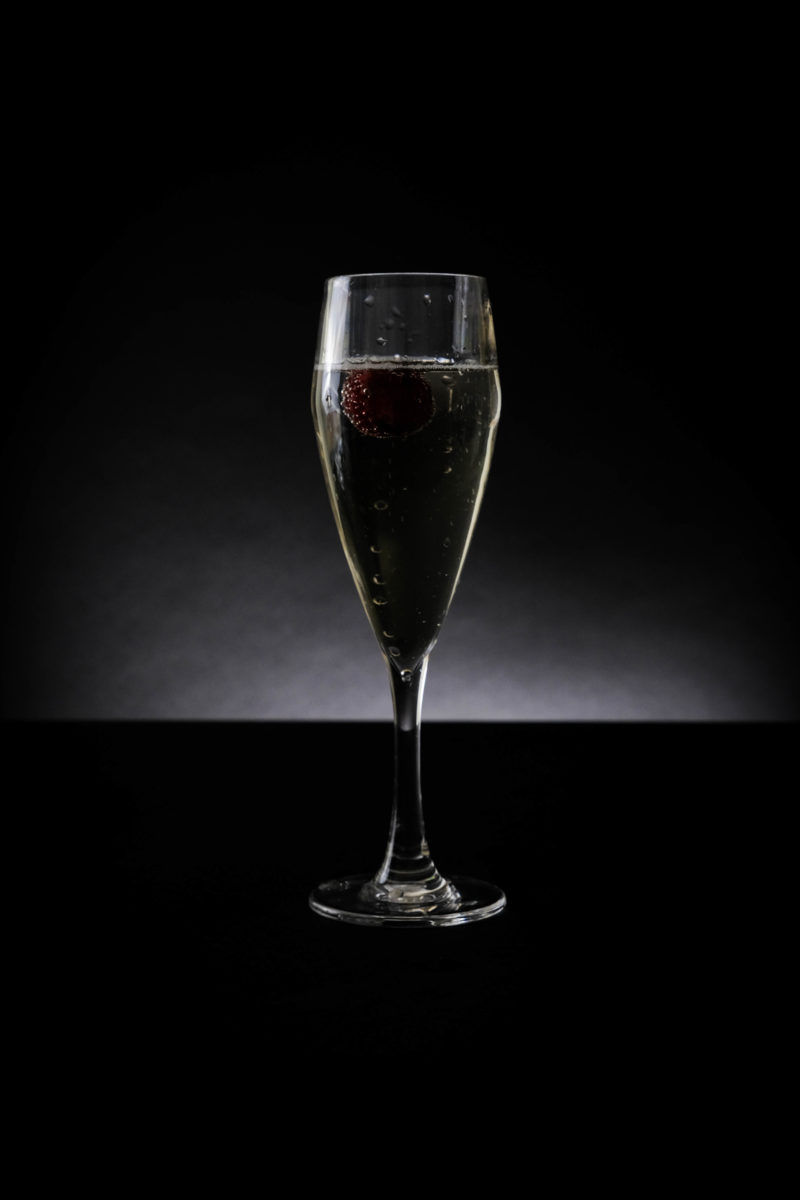Epernay Champagne Flutes Glasses