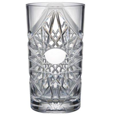 Cocktail Glass Plastic Vintage