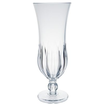 Hurricane plastic cocktail glass - BBP