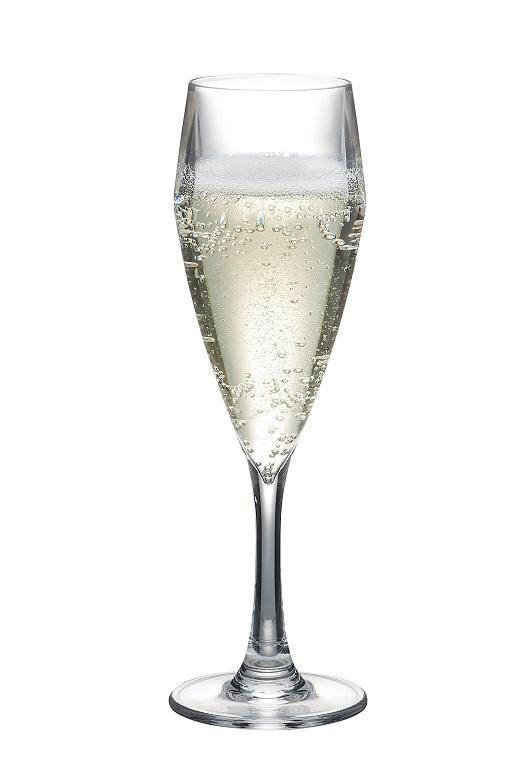 Plastic Champagne Flutes Epernay Winchester UK