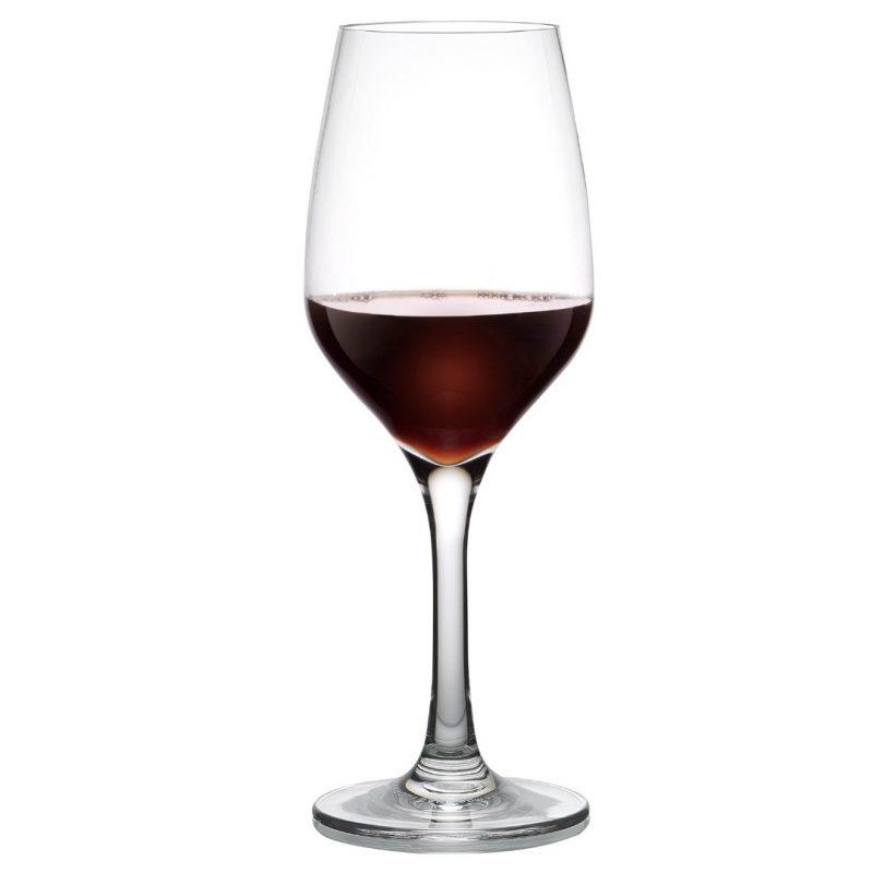 Plastic Wine Glass- Premium