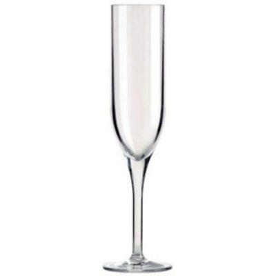 Premium Plastic Champagne Flute and Glass