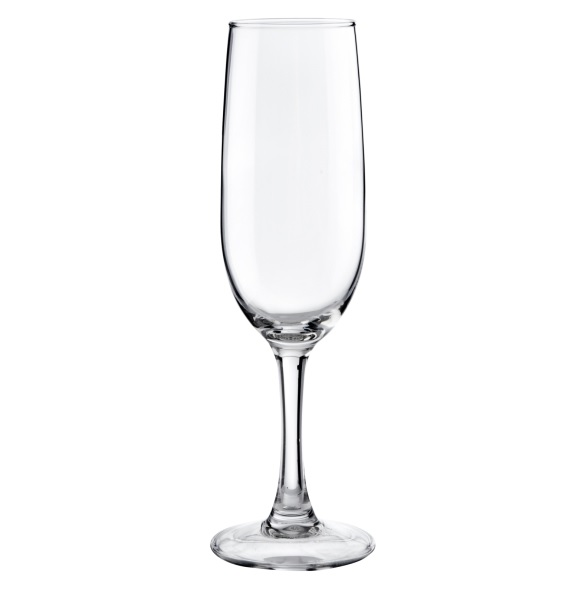 Premium Champagne Flute Glasses, Pack of 35 - Pinot Range & Correx Glassware Storage Crate