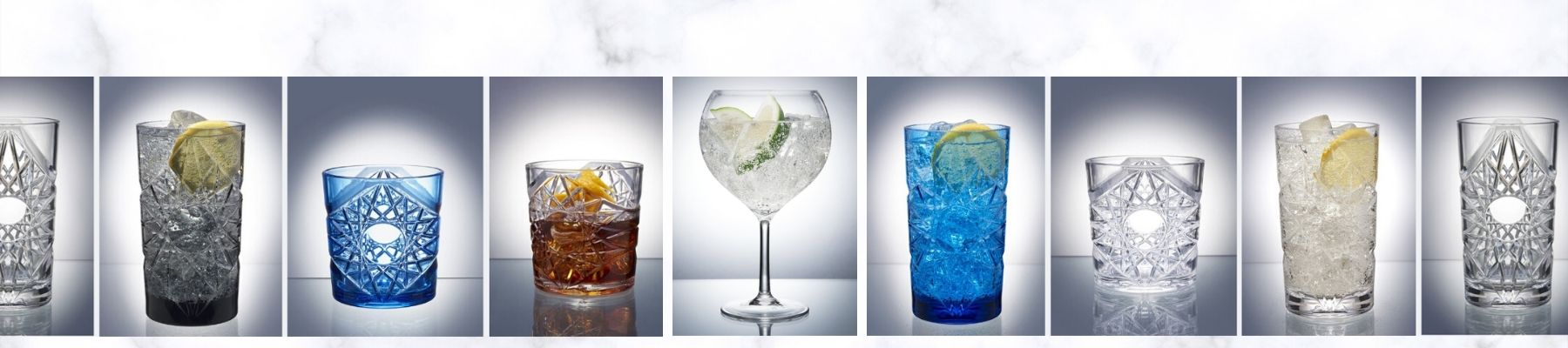 Reusable Plastic Gin Glasses UK