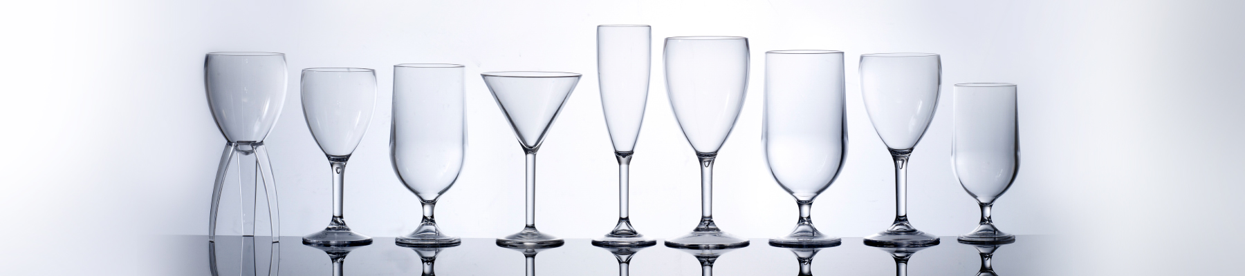 Reusable Plastic Wine Glasses