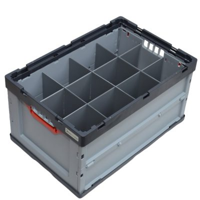 Auer Folding Glass Storage Container