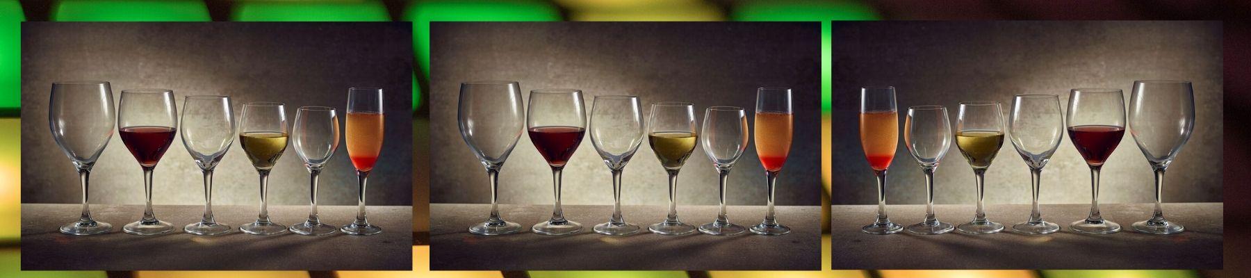 Rodio Glassware Range Genware