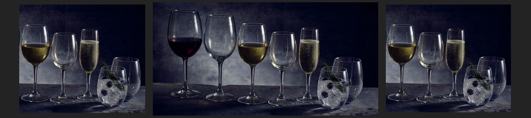 Syrah Glasses From Genware