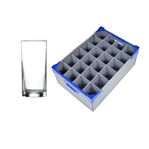 Glass Tumblers and Glassjacks Glassware Storage Box