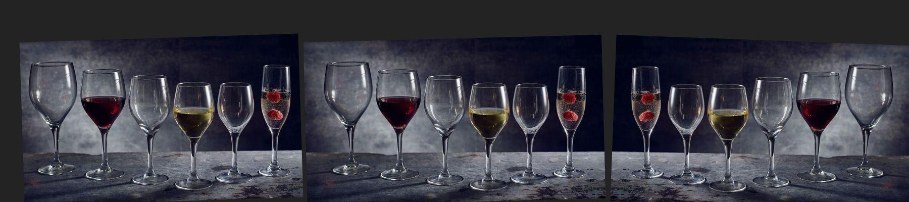 Wine Glasses | Champagne Glasses | Glassjacks Ltd