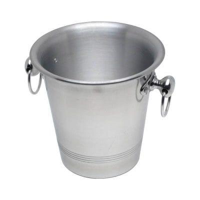 Aluminium Ring Handled Wine Bucket