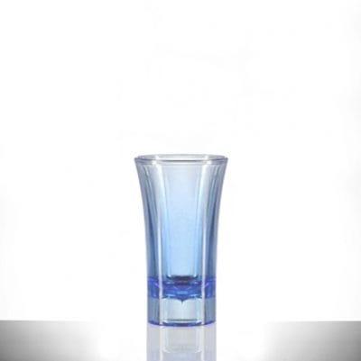 Shot Glasses - Econ Polystyrene, Multi Colour Pack, 35ml - 24 Pack