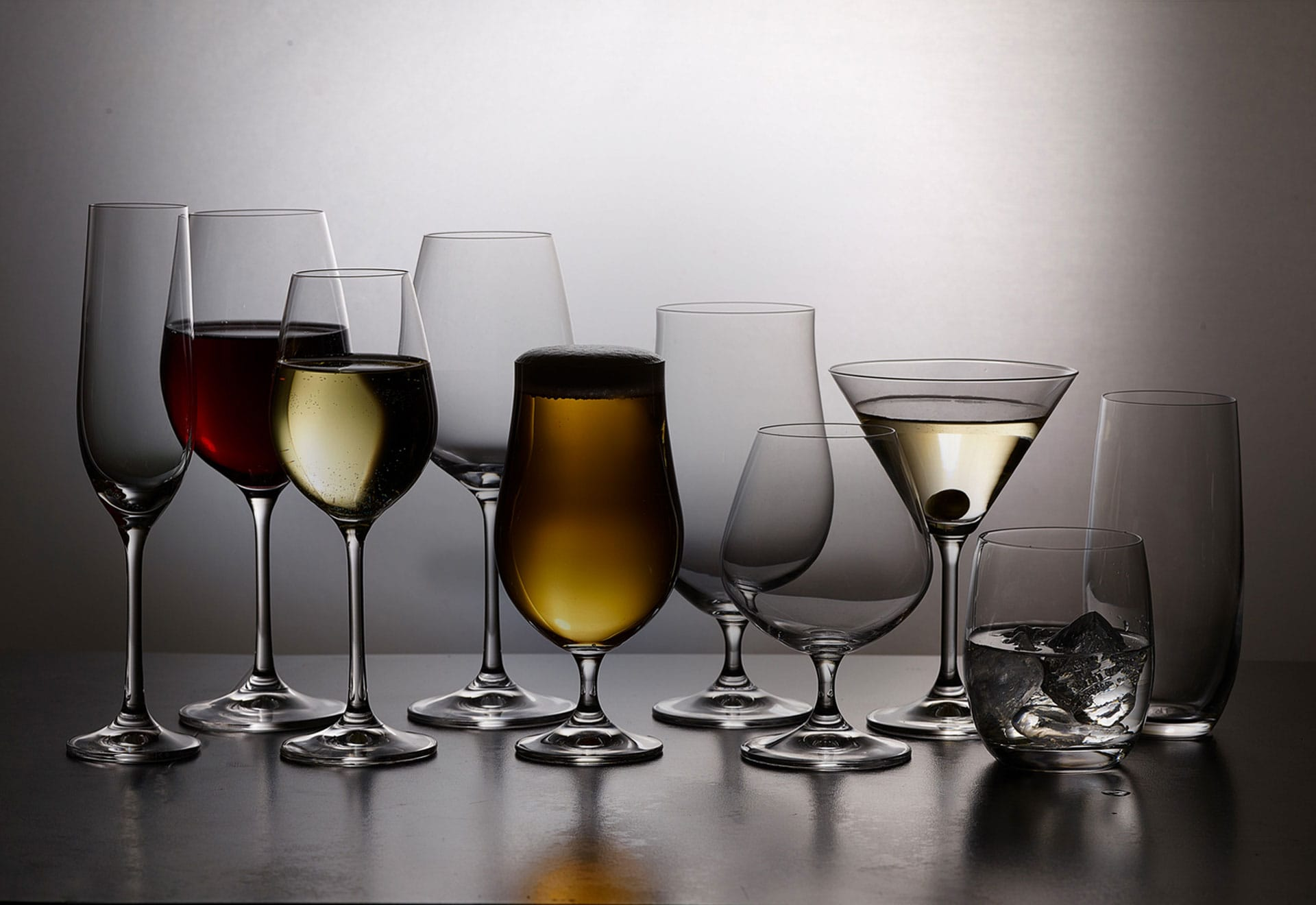 Glassware-Glasses-Hampshire