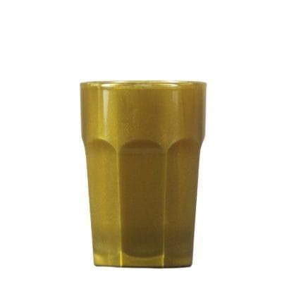 Gold Shot Glasses - Elite Remedy 25ml Shot Gold CE