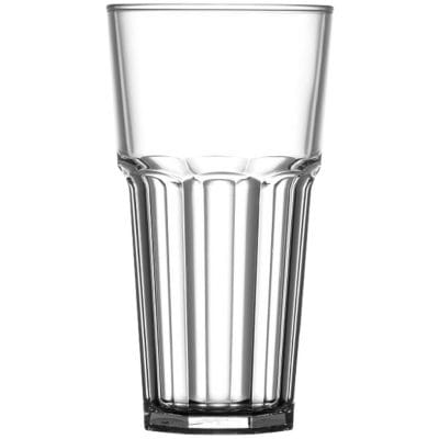 Remedy Pint Plastic Beer Glasses - 202-1CL CE