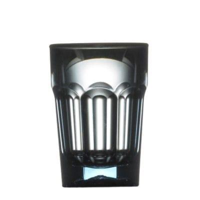 Shot Plastic Glasses - Elite Remedy 25ml Shot Blue CE