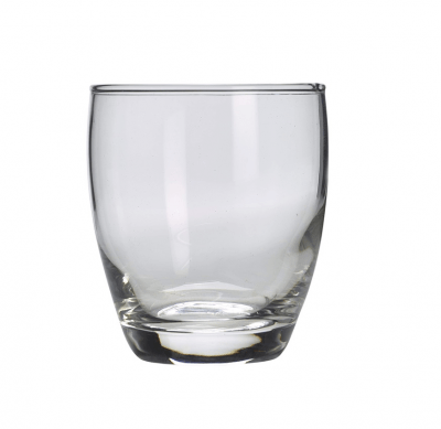 Amantea Water Glass / Glass Tumbler - 34cl / 12oz - 12 Pack, £1.30 each