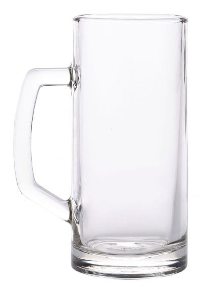 Beer Mug - 50cl / 17.5oz - 12 Pack, £2.98 each