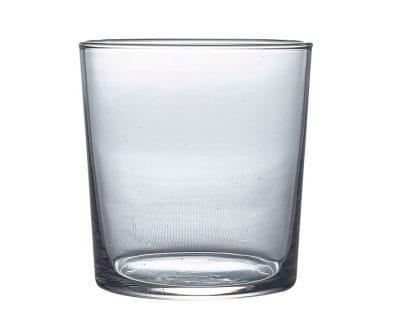 Bodega Glass Tumblers 12.1oz / 34.5cl, Pack of 6