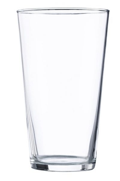 Conil Beer Glass 16.5oz / 47cl 'Pack of 12