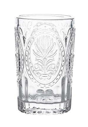 Cora Vintage Tumbler, 44cl / 12oz, 4 Pack - £5.18 each